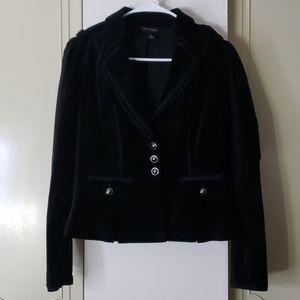 White House Black Market button blazer